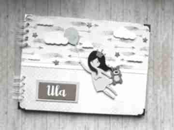 Album - księżniczka w chmurach scrapbooking albumy the scraper