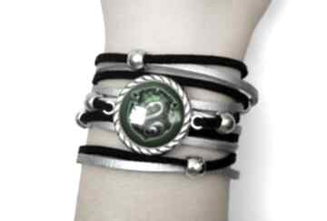 Bransoletka slytherin harry potter wąż filmowa ręcznie robiona