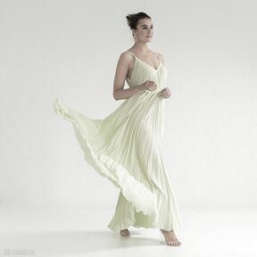 sukienkilimonkowa zwiewna letnia lekka transparentna klasyczna