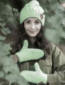 Rękawiczki alternatywny neon brain inside rękawiczki, neon