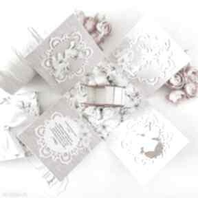 Exploding box, pamiątka chrztu - dziewczynka scrapbooking kartki
