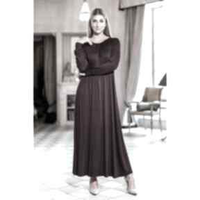 Sukienka bridgit sukienki pawel kuzik maxi
