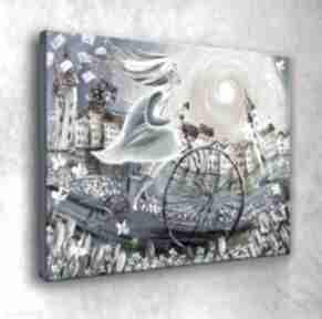 Poranek na dobre wiadomości dom marina czajkowska anioł, miasto