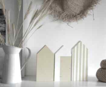 3 domki żeglarz dekoracje wooden love dom, domki, morskie