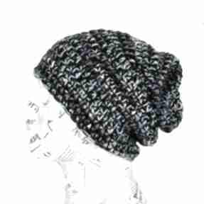 058 czapka wełna kolorowa beanie unisex czapki godeco czapka