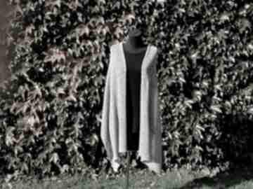 Szaliki hermina moherowy szalik, zimowy szal, szal z-wełny