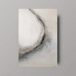 Pejzaż-obraz akrylowy formatu 50 80 cm paulina lebida obraz