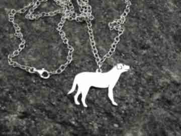 naszyjniki. szwajcarski-pies naszyjnik-z-psem srebro-925