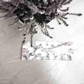 Kwiatowa opaska pin up ozdoby do włosów maart włosów, up