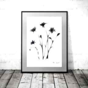 Maja Gajewska! grafika-z-kwiatami grafika-kwiaty
