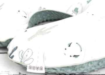NuvaArt. poduszka gniazdo rogal karmienia wyprawka lamy