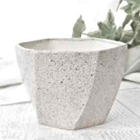 Czarka ceramiczna jasny gwint ceramika monifaktura gwint