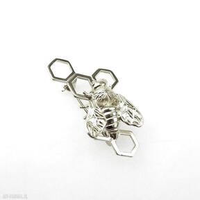 VENUS GALERIA: broszka srebrna biżuteria autorska prezent