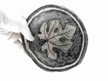 Miseczka ceramiczna ceramika polepione miska, talerz, dekoracje
