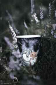 Pomysł jaki prezent pod choinkę! Porcelanowy kubek do kawy