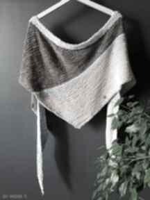 Chusta bawełna & len dodatki the wool art chusta, szal, dodatki, naszyję, len