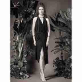 Ramona midi - sukienka z odkrytymi plecami sukienki milita