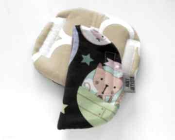 Ochraniacze na pasy dla dziecka maly artysta pasy