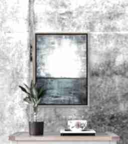 Abstrakcja pt poziom recznie malowany obraz abstrakcyjny luci