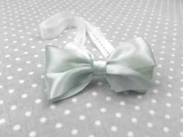 Opaska kokardka gumce dla dziewczynki dziewczynka prezent dziecko