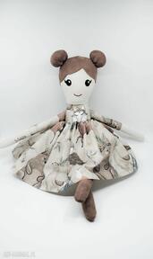 Lalka ręcznie szyta, szmacianka dla dziewczynki, handmade lalki