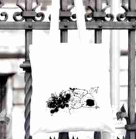 Owocowa torba na zakupy parallel world torba, zakupy, ramię