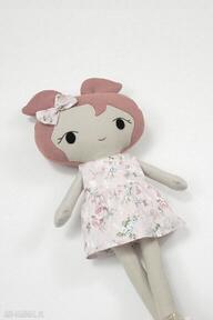 Lalka przytulanka bernadetta, 49 cm lalki patchworkmoda lala