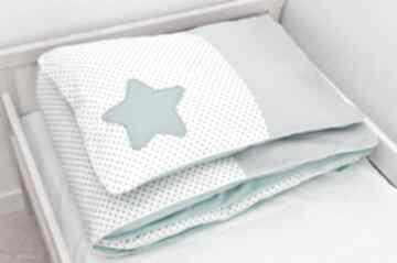 Pościel dziecięca słodkie sny mięta 100x135 cm pokoik dziecka