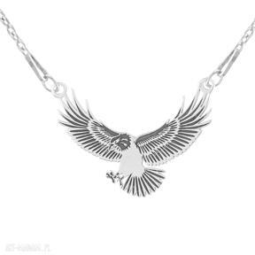 Naszyjnik z orłem - passion naszyjniki lavoga orzeł, ptak