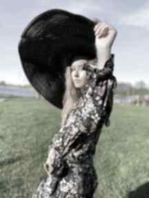 Letni elegancki komplet sukienki ququ design bohostyle, mini
