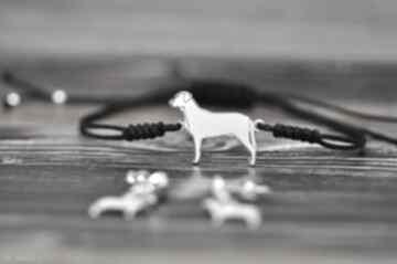 Duży szwajcarski pies pasterski - bransoletka pasja i pedzlem
