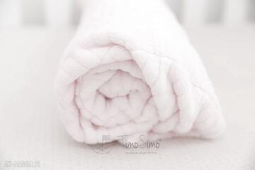Timosimo - koc minky floppy różowy, mały pokoik