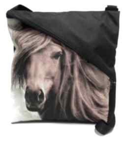 Na ramię gaul designs listonoszka, torba, pojemna
