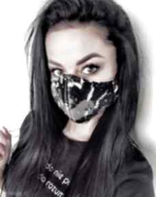 Maska męska moro ochronna z filtrem f7 maseczki feltrisimi maska
