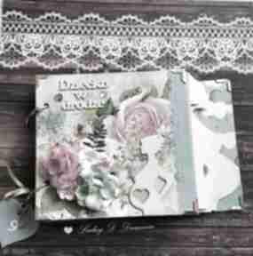 Damusia? album pamiętnik mama ciąża narodziny