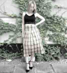 Spódnica z wysokim stanem spódnice barska spódnica, wysoki stan