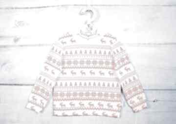 Pomysł na prezenty święta! Bluza dziecięca - wzory świąteczne