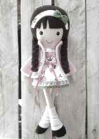 Malowana lala melania lalki dollsgallery lalka, przytulanka