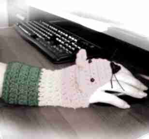 Na myszkę myszka rękawiczki samantha ocieplacz, rękawiczki