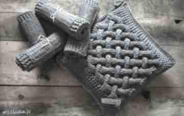 Poduszka splatana poduszki splociarnia poduszka, recznarobota