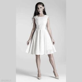 sukienki? sukienka-bawełniana bawełna haft-angielski