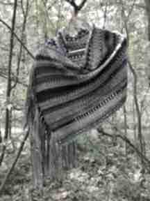 W stylu navajo hippie szal szaliki buenaartis rękodzieło