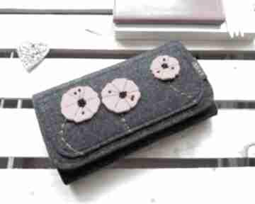 Portfel z makami portfele catoo accessories portfel, maki