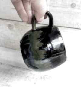 Duży okrągły kubek noc 400ml kubki kmdeka kubek, ceramika