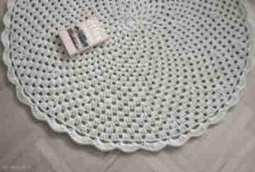 Ażurowe koło petelkowo dywan, chodnik, okrągły, ażurowy