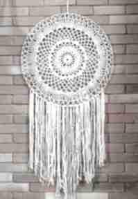 Duży łapacz snów średnica 70 cm dekoracje the wool art snów,
