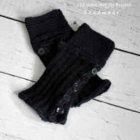 Rękawiczki-mitenki rękawiczki the wool art rękawiczki, mitenki