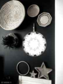 dekoracje: łapacz-snów lapacz lapacz-snow koronka