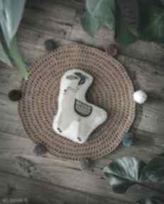 Dywanik okrągły ze sznurka dla dziecka hygge macrame okrągły