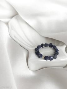 Pierścionek - lapis lazuli in stones lazuli, kamienie naturalne